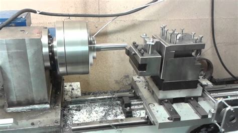 Handmade Lathe - metal lathe machine ftempo
