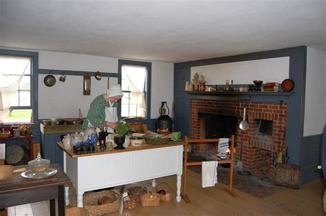 Livingston Kitchens by Genesee Country Museum Livingston Backus House Kitchen