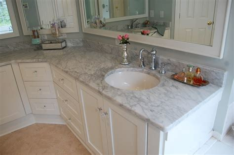 Bathroom cultured marble bathroom countertops with granite stone