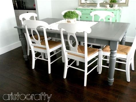 Painted Kitchen Table Ideas by Best 20 Painted Kitchen Tables Ideas On