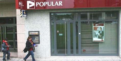 banco popular valencia oficinas el banco popular se desploma en bolsa