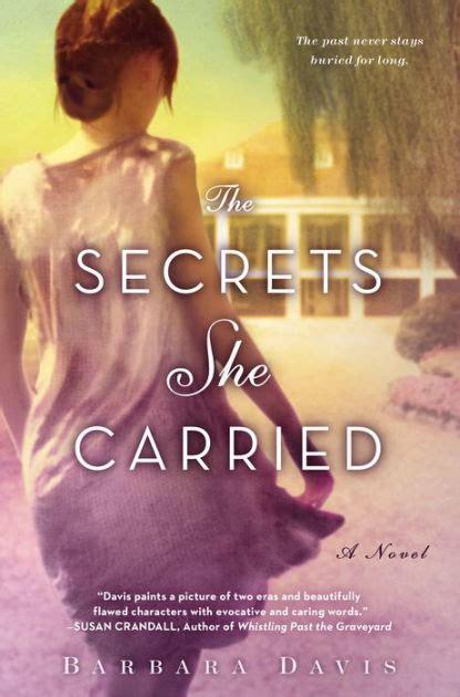 Radar Magazine Returns W Toxic Bachelors by The Secrets She Carried By Barbara Davis Paperback