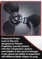piranha boat props composite boat propellers piranha propellers discount