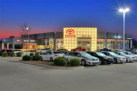 Toyota of Rock Hill : Rock Hill, SC 29730 Car Dealership
