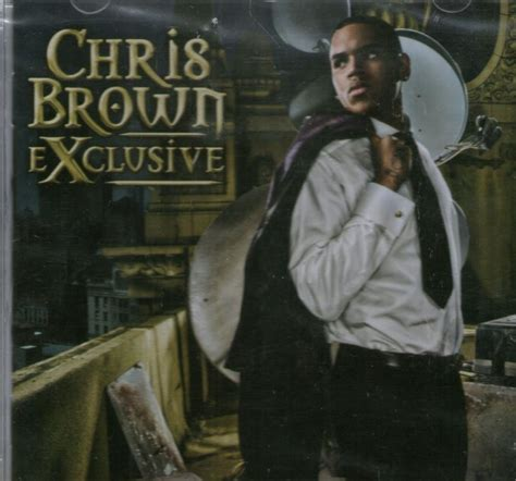 Brown Exclusive cd chris brown exclusive a musical patos