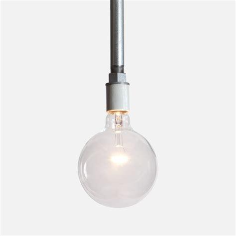 Bare Bulb Pendant Light Industrial Pendant Light Bare Bulb Drop L Modern Pendant Lighting Other Metro By