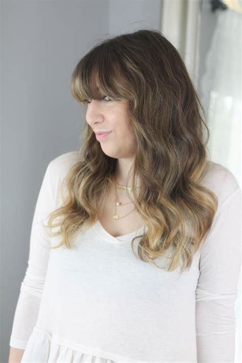 how to get curls like melanie on days of our lives hair tutorial how to get soft waves a sparkle factor