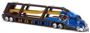 Wheels Transporter Truck Wheels Superman Transporter Truck By Mattel