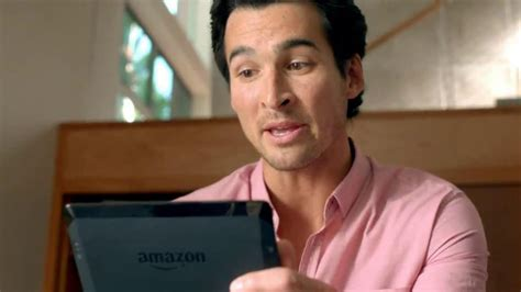 kindle commercial actress amazon kindle fire hdx tv spot mayday ispot tv