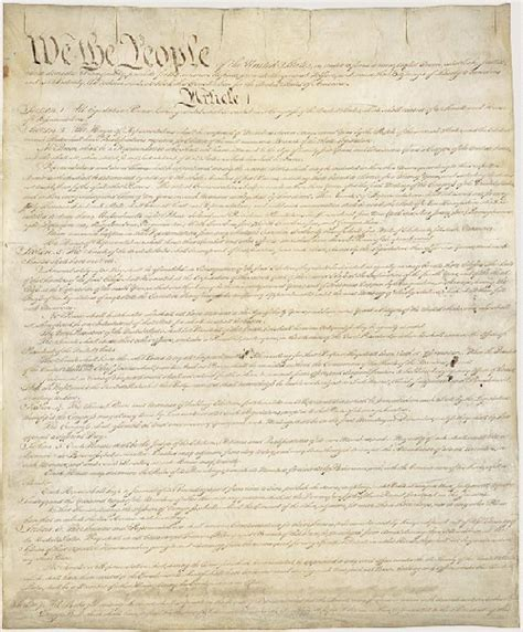article ii section 6 article third american constitution direct democracy