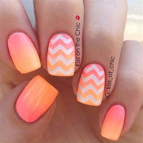 Neon Nail by Pretty Neon Nail Designs For Your Inspiration Noted List
