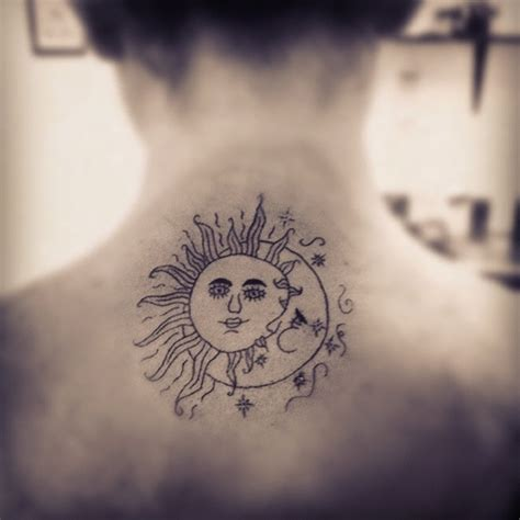 moon and sun tattoo meaning tattoo collections