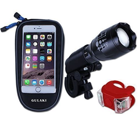 Waterproof Pouch For Phone 6 Inch Wp 02 Recommended Gulaki Bike Light Led Sets Bright Headlight Waterproof