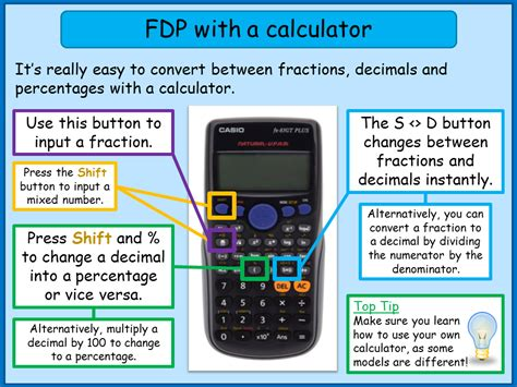 calculator using html converting fractions decimals and percentages with a