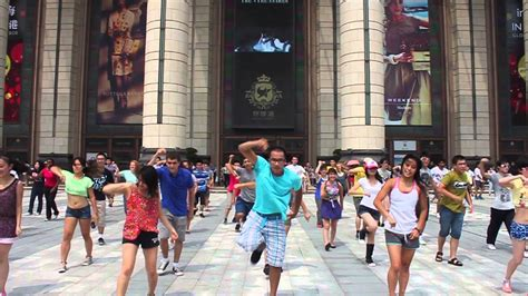 flashmob in china nyu shanghai youtube
