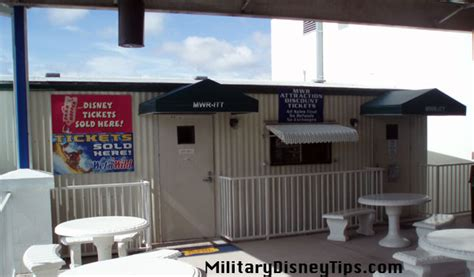 orlando itt ticket sales office located at the naval