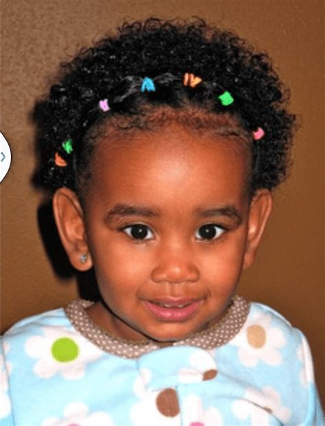 styling baby afro hair cute braid styles for girls simple and trendy