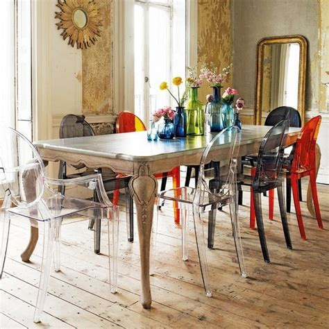 Chic Dining Room Chairs by 39 Original Boho Chic Dining Room Designs Digsdigs