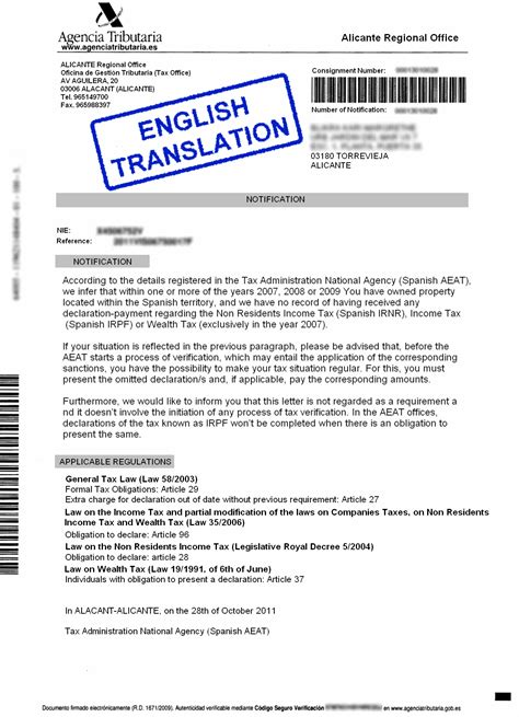 Service Tax Letter Of Authority Format Letters Received From The Tax Authority