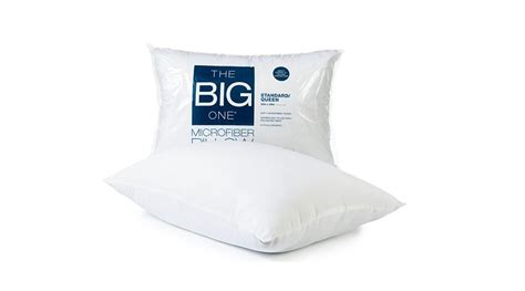 Pillows On Sale by The Big One Microfiber Pillows Only 2 39 Each Regular