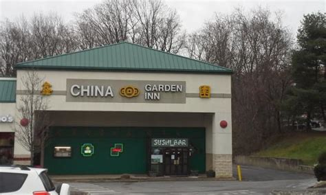 China Garden Willow Grove by China Garden Inn Picture From Front Looking At Shopping