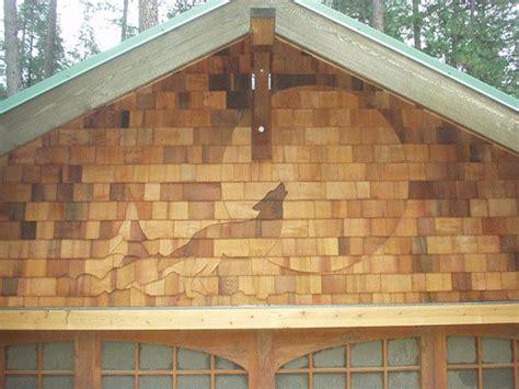 cedar shingle designs images  pinterest cedar