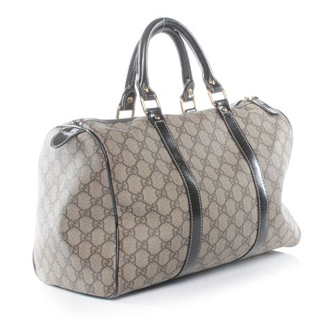 Gucci Romy Medium Boston Bag by Gucci Monogram Medium Boston Bag Brown 45195