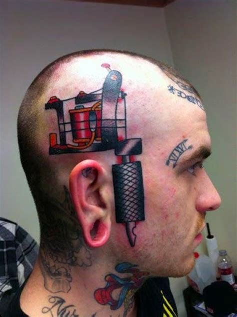 tattoo pen on head 50 fant 225 sticas tatuagens 3d e ilus 245 es 211 pticas
