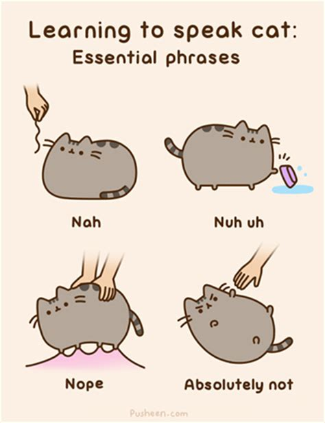 Me Me Me English - pusheen the cat images learning to speak cat wallpaper and