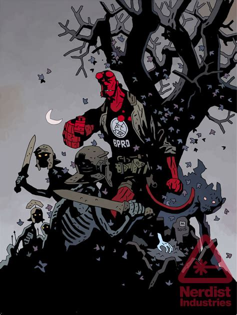 celebrate mike mignola s birthday with an exclusive