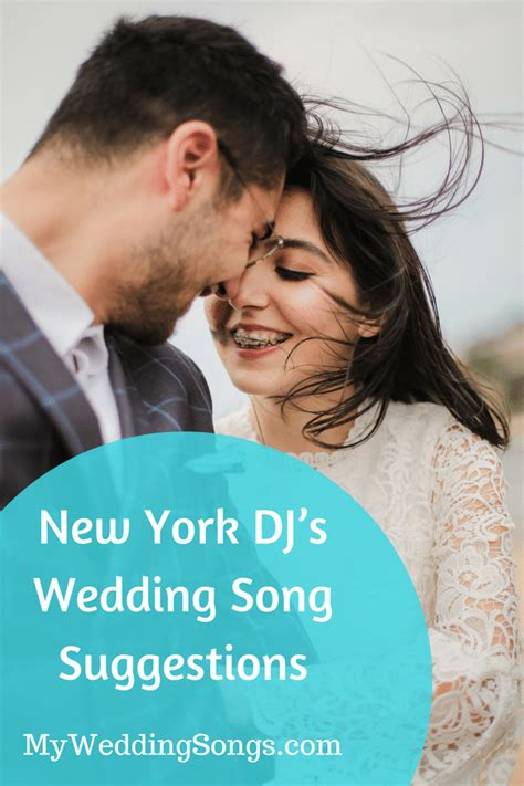 Wedding Song Suggestions by Smithtown New York Dj S Suggested Wedding Playlist