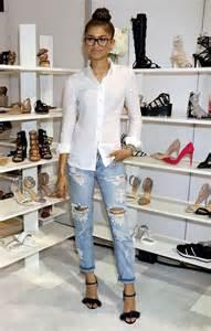 zendaya shoe size zendaya debuts shoe collection daya 03 gotceleb