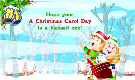 cards  christmas carol day  cards