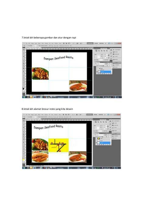 cara membuat brosur untuk catering berikut ini merupakan cara untuk membuat brosur