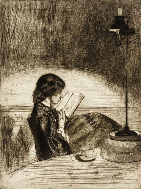 libro claude gueux 1834 james abbott mcneill whistler 1834 1903 reading by llight etching c1859 reading