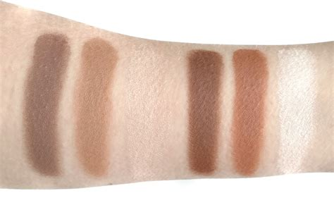 City Color Contour On The Go by City Color Contour Effects On The Go Palette Review