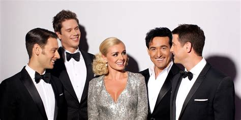 il divo il divo to tour uk with katherine jenkins