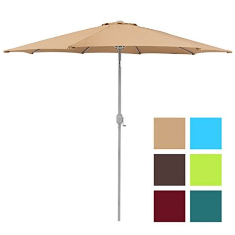 Best Patio Umbrella The 5 Best Patio Umbrellas 2017