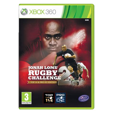 rugby challenge 2 jonah lomu rugby challenge 2 xbox 360 jeux xbox 360
