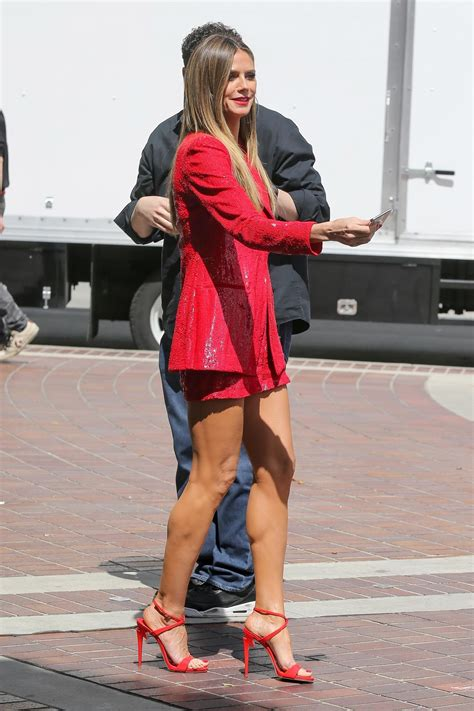 Whos Hotter Will Ferrell Or Heidi Klum by Heidi Klum Fashion Style Heidi Klum Fave