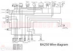 kazuma parts center kazuma atvs chinese atv wiring
