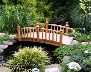 yard bridges beginners guide to garden bridges halton peel