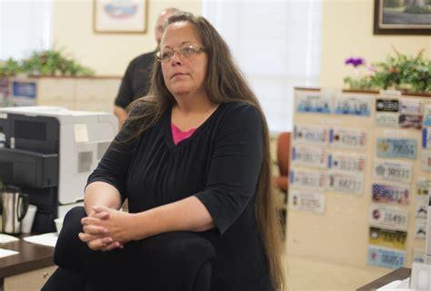 Davis County Clerk S Office by Kentucky Clerk Davis Appeals Contempt Of Court Ruling