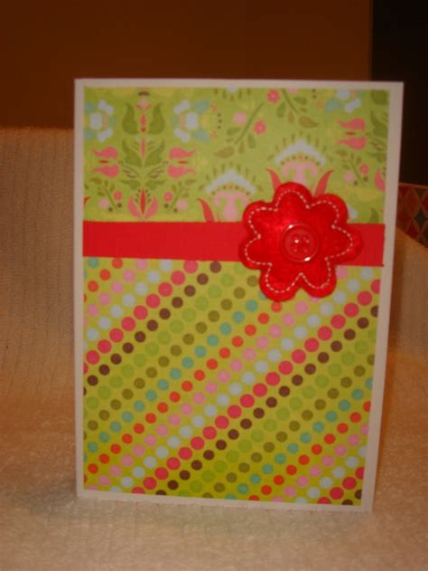 handmade greeting card gabby laroux cards