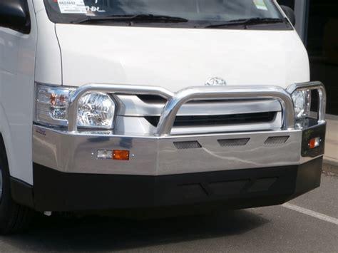 Toyota Hiace Commuter Accessories Toyota Hiace Commuter Slwb 2014 Model New Shape