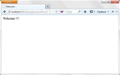interceptor pattern in java struts 2 interceptors with exle java tutorial for