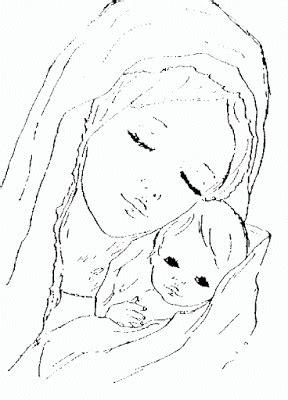 imagen virgen maria para pintar dibujos de la v 237 rgen mar 237 a para imprimir y colorear