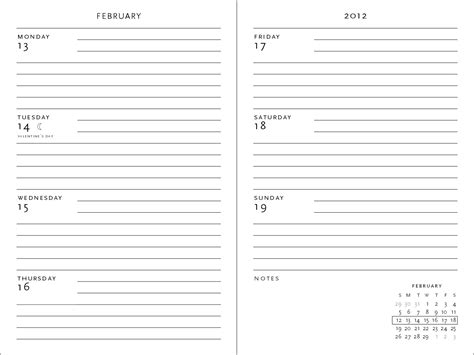 calendar diary format before you buy a dayplanner diary 5 factors to consider