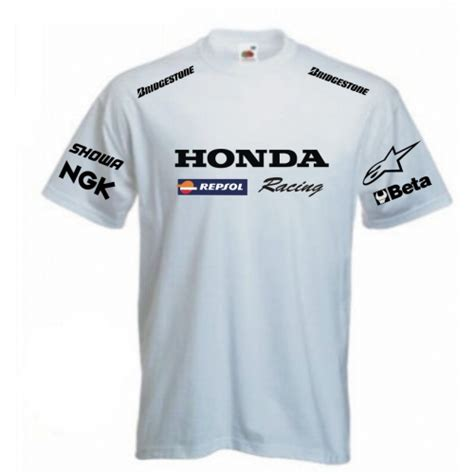 honda racing tshirt t shirt honda racing