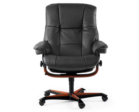 stressless mayfair office chair m by ekornes discount prices